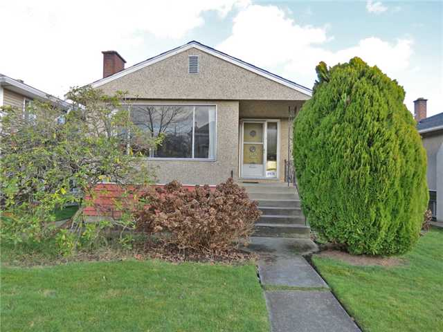 Main Photo: 6970 LANARK Street in Vancouver: Knight House for sale (Vancouver East)  : MLS(r) # V990282