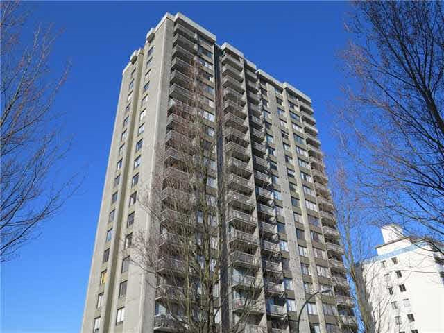 Main Photo: 508 1330 HARWOOD STREET in Vancouver: West End VW Condo for sale (Vancouver West)  : MLS®# R2126052