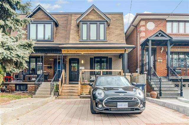 Main Photo: 477 St Clarens Ave in Toronto: Dovercourt-Wallace Emerson-Junction Freehold for sale (Toronto W02)  : MLS® # W3729685
