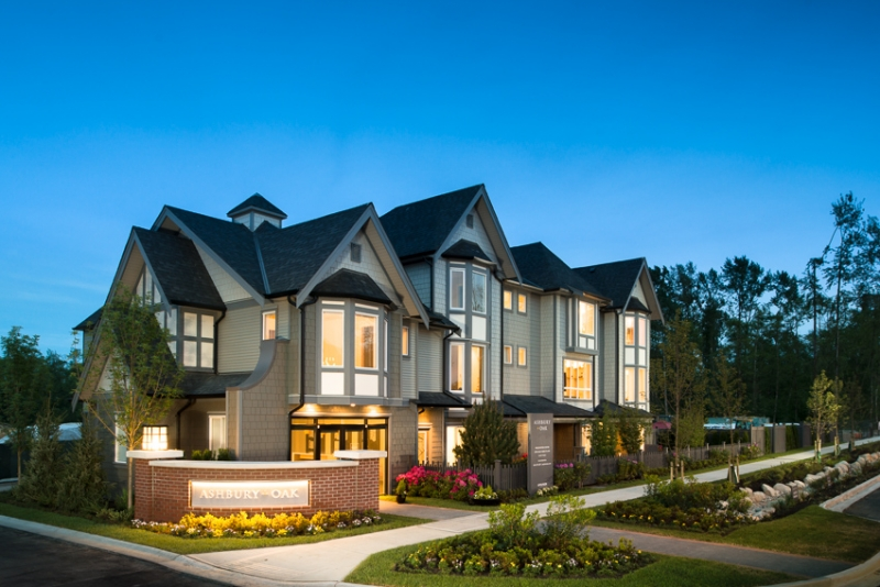 Main Photo: ASHBURY + OAK in Langley: Willoughby Heights Townhouse for sale : MLS®# PRESALE