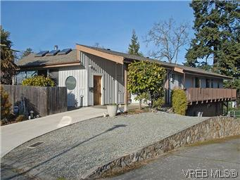 Main Photo: 1242 Astra Place in VICTORIA: SE Maplewood Single Family Detached for sale (Saanich East)  : MLS® # 306843