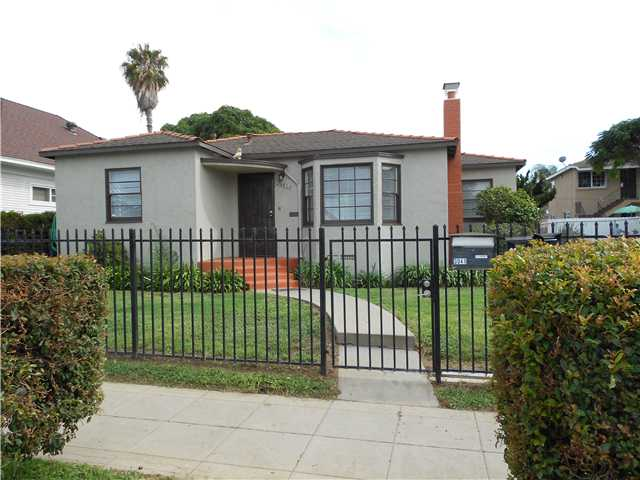 Main Photo: SAN DIEGO Property for sale: 3041-43 K Street