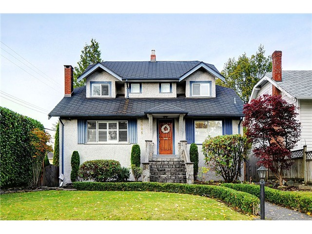 "Main Photo: 3585 W 31ST Avenue in Vancouver: Dunbar House for sale in ""DUNBAR"" (Vancouver West)  : MLS® # V978491"