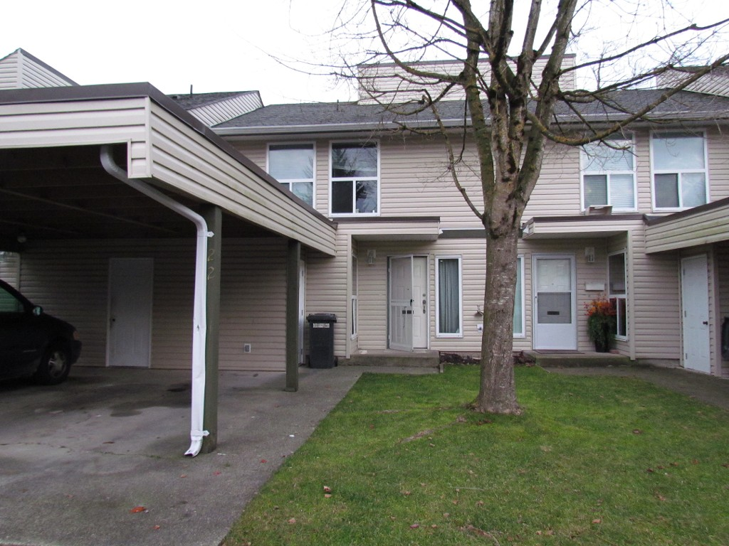 Main Photo: 22 3030 Trethewey Street in Abbotsford: Central Abbotsford Townhouse for sale or rent