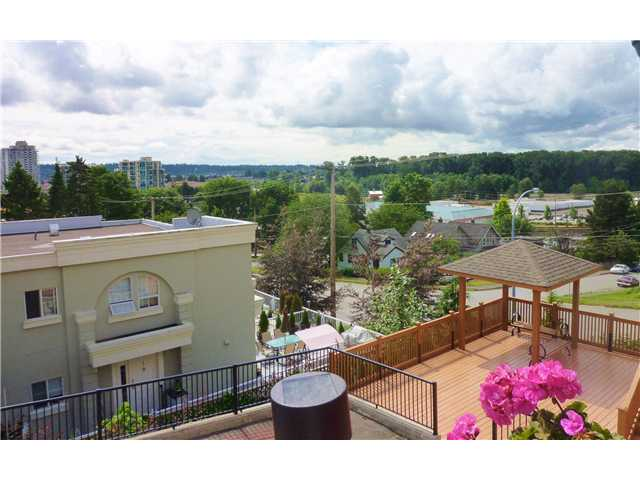 Photo 10: # 5 1222 CAMERON ST in : Uptown NW Townhouse for sale : MLS® # V911774