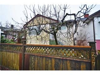 Main Photo: 4277 KNIGHT Street in Vancouver: Knight House for sale (Vancouver East)  : MLS(r) # V995673