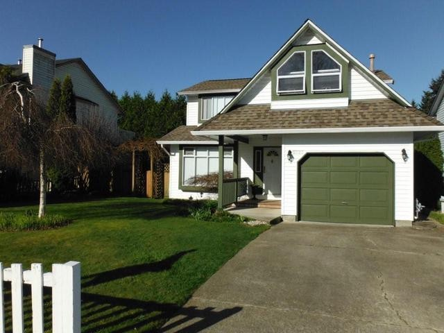 Main Photo: 2723 272B ST in Langley: Aldergrove Langley House for sale : MLS® # F1307352