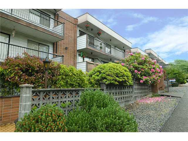Main Photo: # 338 2033 TRIUMPH ST in Vancouver: Hastings Condo for sale (Vancouver East)  : MLS® # V1053028