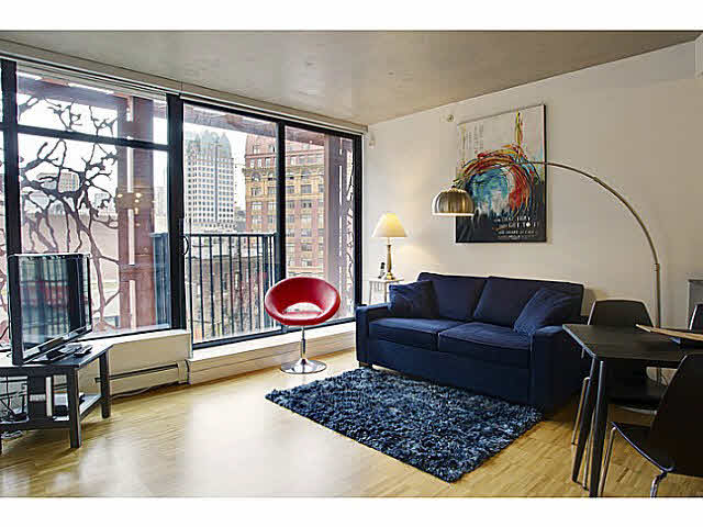 Main Photo: 909 128 W CORDOVA STREET in Vancouver: Downtown VW Condo for sale (Vancouver West)  : MLS® # V1142988
