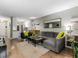 Main Photo: 108 777 W 7TH AVENUE in Vancouver: Fairview VW Condo for sale (Vancouver West)  : MLS®# R2027346