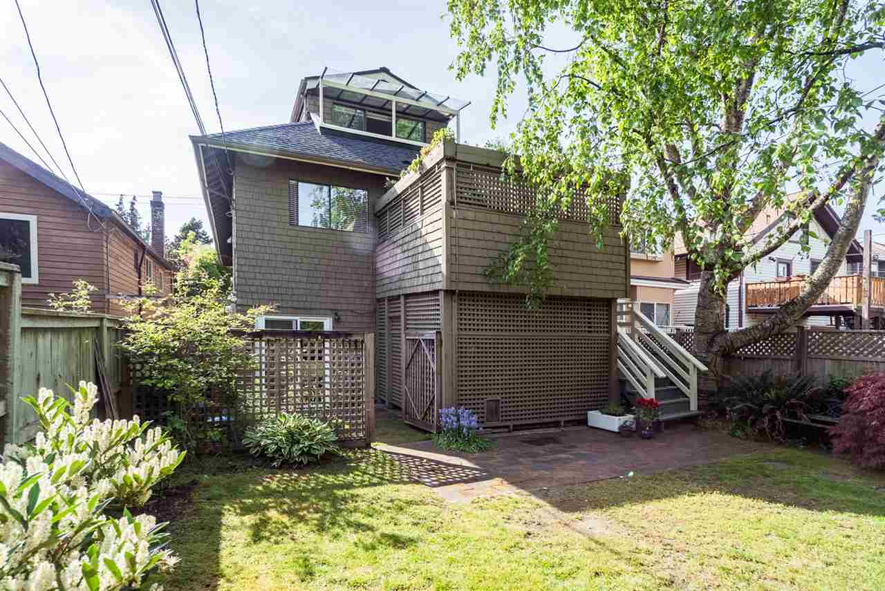Photo 19: 5986 LARCH STREET in Vancouver: Kerrisdale House for sale (Vancouver West)  : MLS® # R2060002