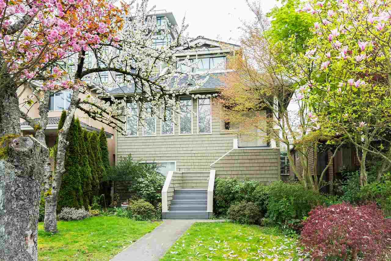 Main Photo: 5986 LARCH STREET in Vancouver: Kerrisdale House for sale (Vancouver West)  : MLS® # R2060002