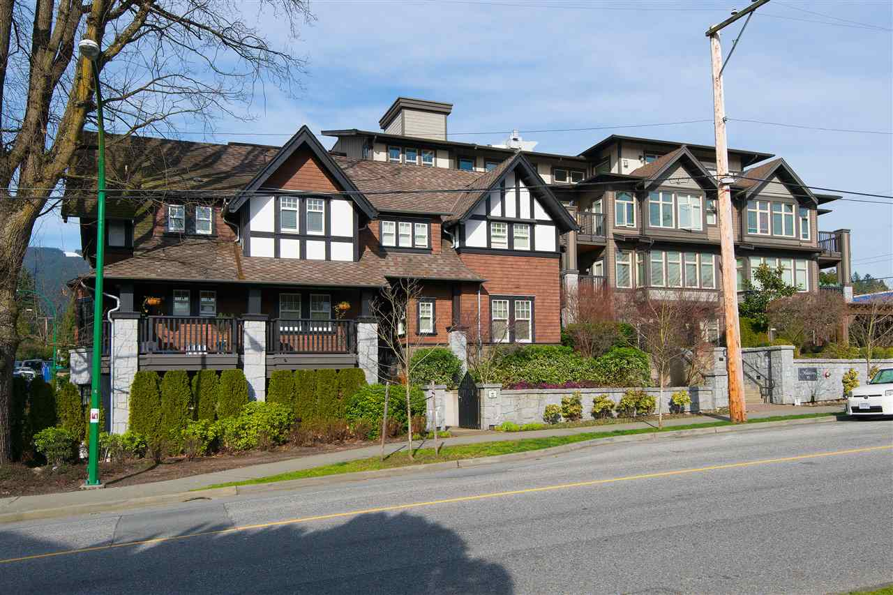 Main Photo: 302 116 W 23RD STREET in North Vancouver: Central Lonsdale Condo for sale : MLS® # R2033656