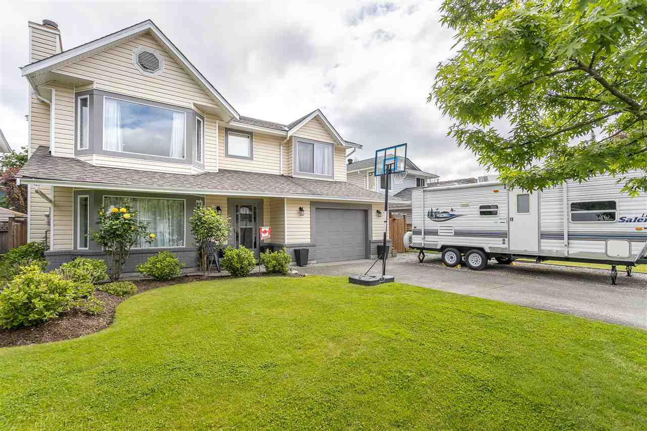 FEATURED LISTING: 19677 SOMERSET Drive Pitt Meadows