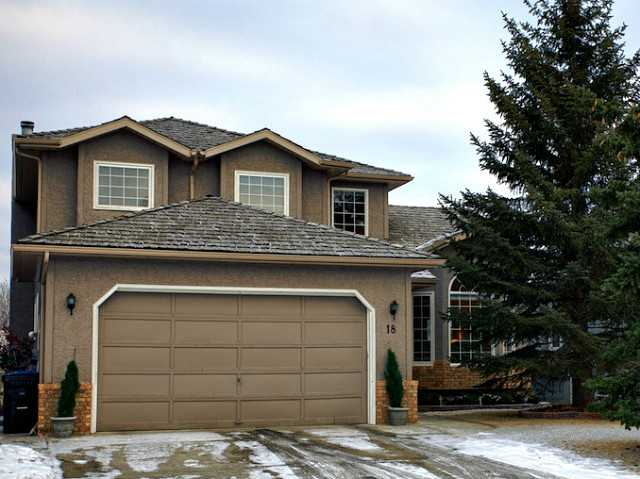 Main Photo: 18 EVERGREEN Terrace SW in CALGARY: Shawnee Slps Evergreen Est Residential Detached Single Family for sale (Calgary)  : MLS® # C3508174