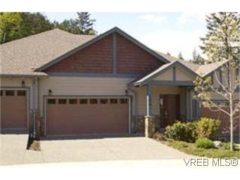 Main Photo: 104 2120 Harrow Gate in VICTORIA: La Bear Mountain Townhouse for sale (Langford)  : MLS®# 229363