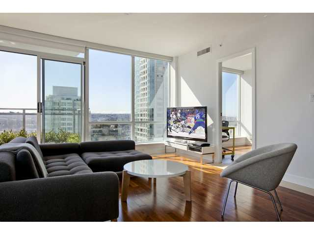 "Main Photo: 1004 1455 HOWE Street in Vancouver: Yaletown Condo for sale in ""POMARIA"" (Vancouver West)  : MLS®# V939009"