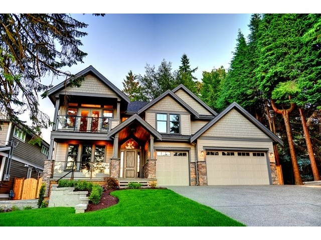 "Main Photo: 973 BLUE MOUNTAIN Street in Coquitlam: Harbour Chines House for sale in ""THE ELITE SERIES"" : MLS® # V972706"