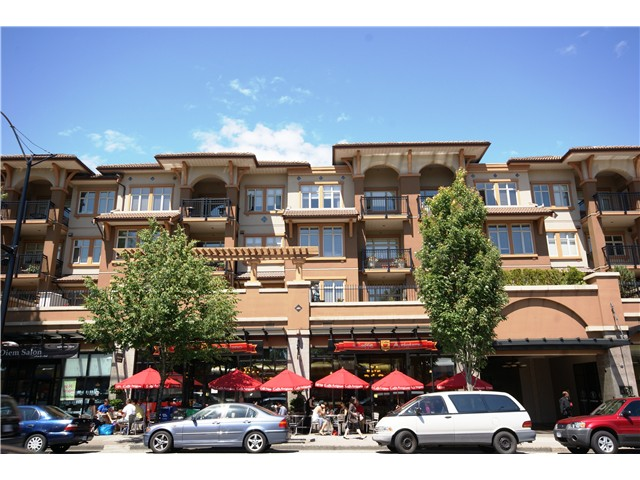 "Main Photo: 405 4365 HASTINGS Street in Burnaby: Vancouver Heights Condo for sale in ""TRAMONTO"" (Burnaby North)  : MLS®# V1012109"