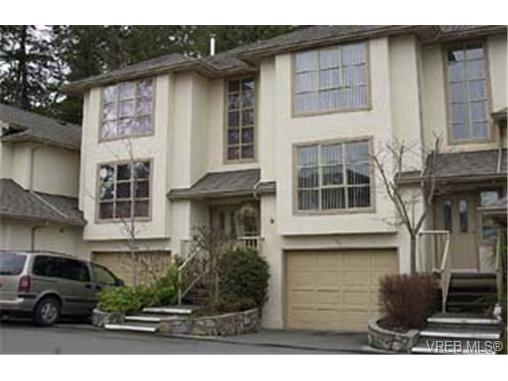 Main Photo: 503 510 Marsett Place in VICTORIA: SW Royal Oak Townhouse for sale (Saanich West)  : MLS® # 161924