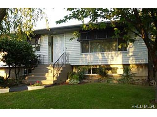 Main Photo: 3901 Ansell Road in VICTORIA: SE Mt Tolmie Single Family Detached for sale (Saanich East)  : MLS(r) # 169917