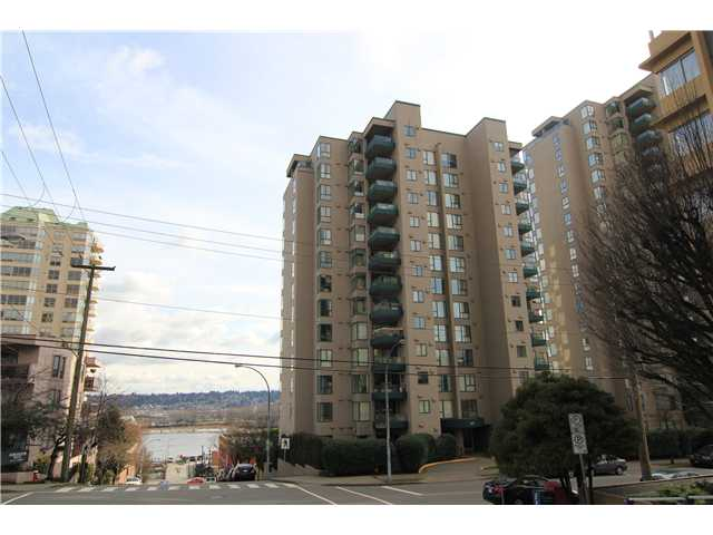 "Main Photo: 704 410 CARNARVON Street in New Westminster: Downtown NW Condo for sale in ""CARNARVON PLACE"" : MLS® # V1075370"