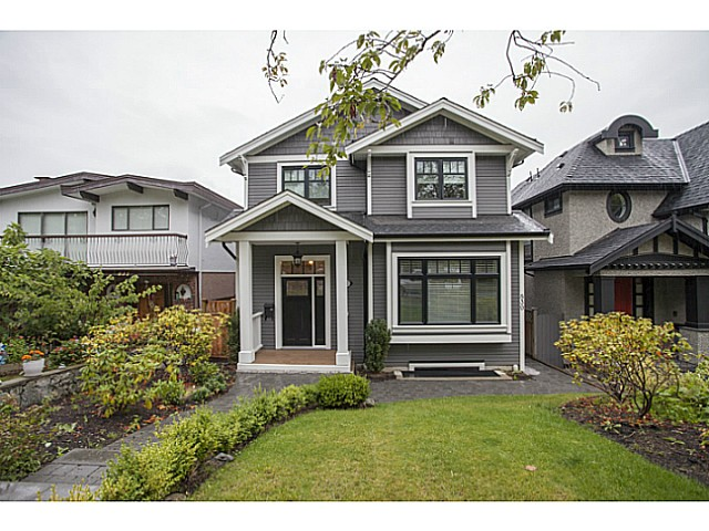 Main Photo: 837 E 23RD Avenue in Vancouver: Fraser VE House for sale (Vancouver East)  : MLS®# V1082480