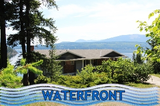 Main Photo: 4354 Copper Cove Road in Scotch Creek: North Shuswap House with Acreage for sale (Shuswap)