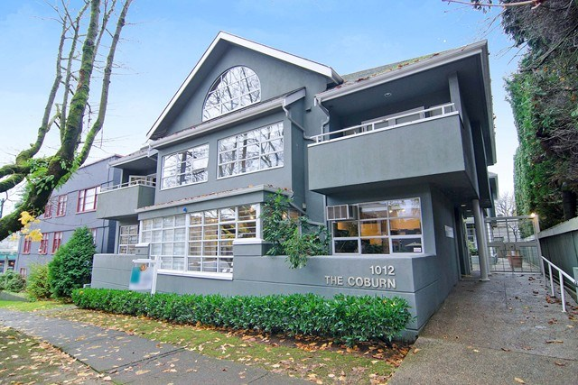 Main Photo: 203 1012 BALFOUR AVENUE in Vancouver: Shaughnessy Condo for sale (Vancouver West)  : MLS® # R2015335