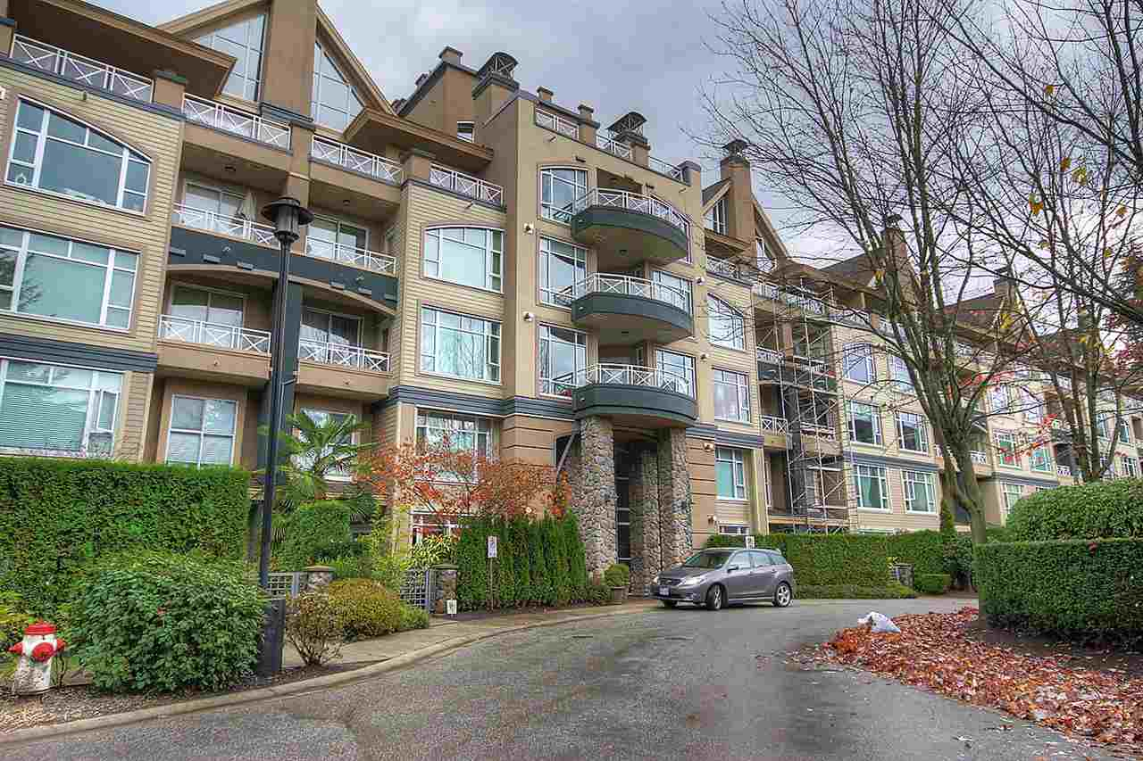 Main Photo: 205 3600 WINDCREST DRIVE in North Vancouver: Roche Point Townhouse for sale : MLS® # R2048157