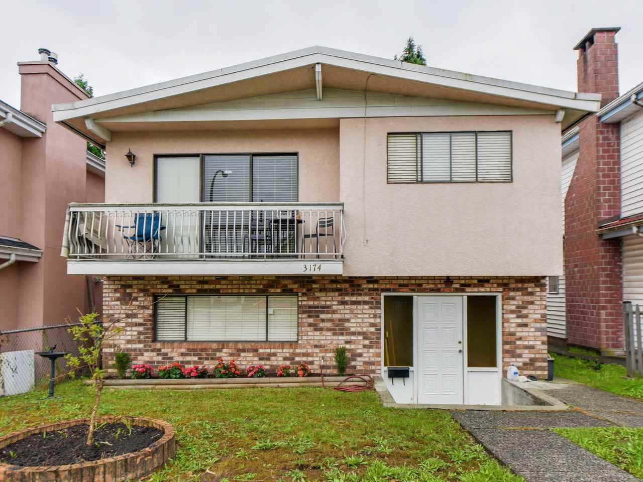 Main Photo: 3174 KINGS AVENUE in Vancouver: Collingwood VE House for sale (Vancouver East)  : MLS® # R2088351