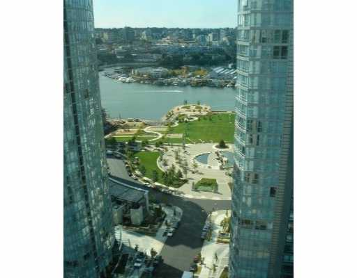 "Main Photo: 2703 501 PACIFIC ST in Vancouver: Downtown VW Condo for sale in ""THE 501"" (Vancouver West)  : MLS® # V570049"