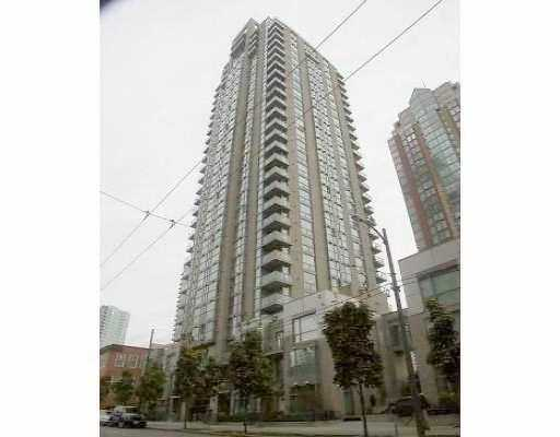 "Main Photo: 2004 928 RICHARDS ST in Vancouver: Downtown VW Condo for sale in ""THE SAVOY"" (Vancouver West)  : MLS® # V570349"