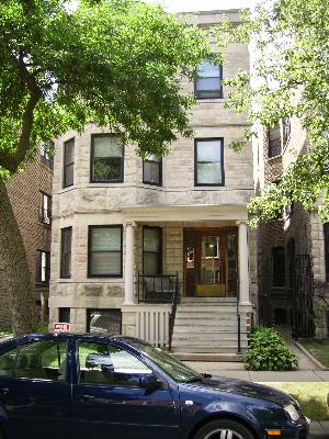 Main Photo: 3746 Magnolia Avenue Unit 1 in CHICAGO: Lake View Rentals for rent ()  : MLS® # 08259468