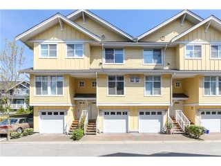 "Main Photo: # 104 935 EWEN AV in New Westminster: Queensborough Townhouse for sale in ""Cooper's Landing"" : MLS® # V1003458"