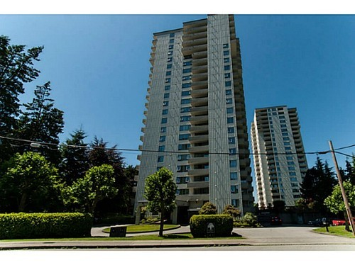 Main Photo: 2205 5645 BARKER Ave in Burnaby South: Central Park BS Home for sale ()  : MLS® # V1015578
