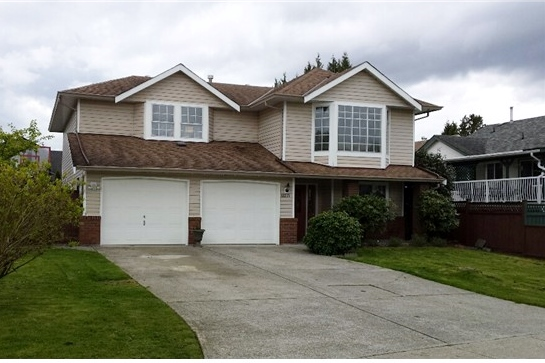 Main Photo: 12277 AURORA Street in MAPLE RIDGE: House for sale (Maple Ridge)  : MLS®# V1060659