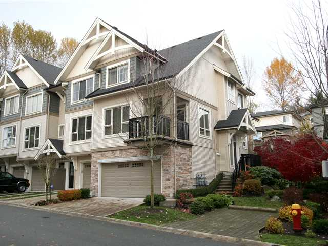 Main Photo: # 56 1370 PURCELL DR in Coquitlam: Westwood Plateau Condo for sale : MLS® # V1113117