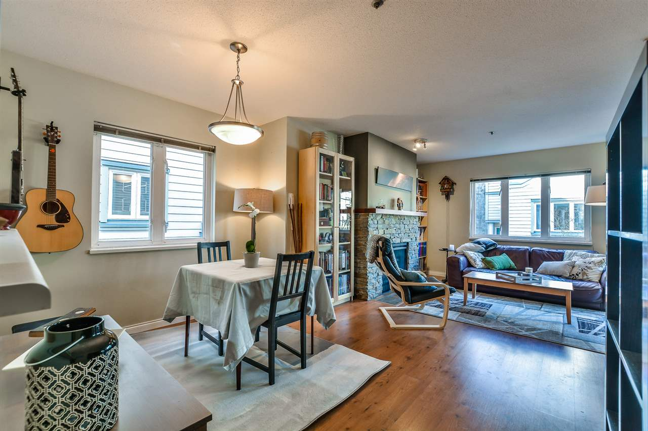 Photo 7: 209 643 W 7TH AVENUE in Vancouver: Fairview VW Condo for sale (Vancouver West)  : MLS(r) # R2142144