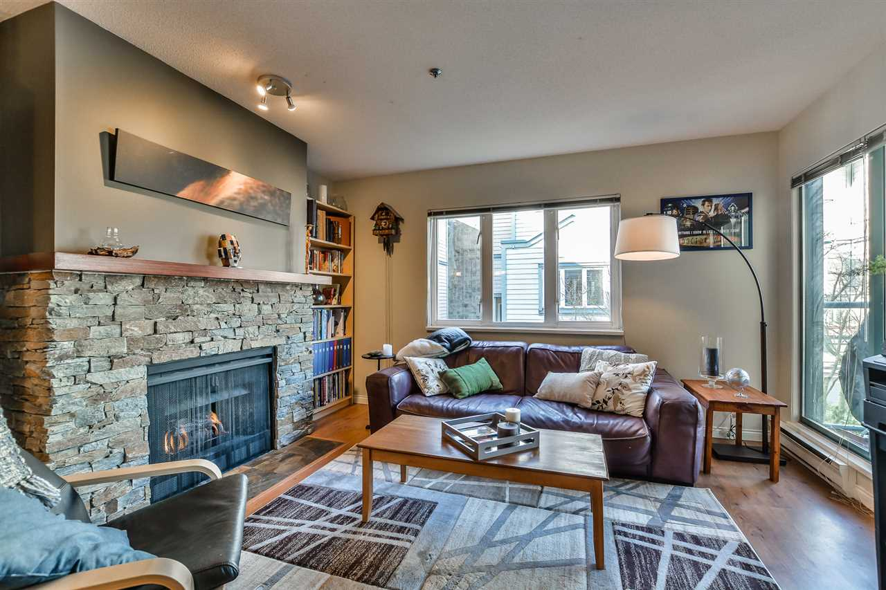 Photo 8: 209 643 W 7TH AVENUE in Vancouver: Fairview VW Condo for sale (Vancouver West)  : MLS(r) # R2142144