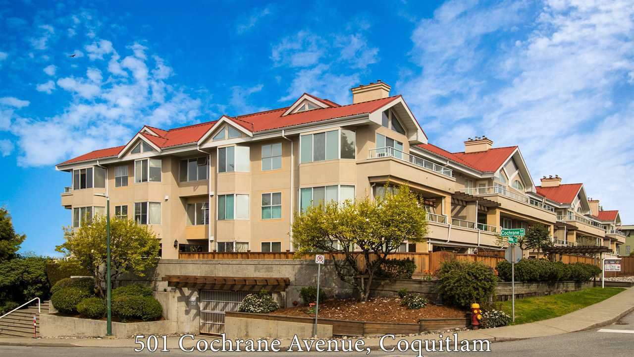 FEATURED LISTING: 310 - 501 COCHRANE Avenue Coquitlam