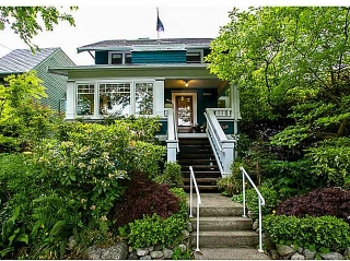 "Main Photo: 1350 WALNUT Street in Vancouver: Kitsilano House for sale in ""Cottage by the Sea - Kits Point"" (Vancouver West)  : MLS(r) # V1008831"