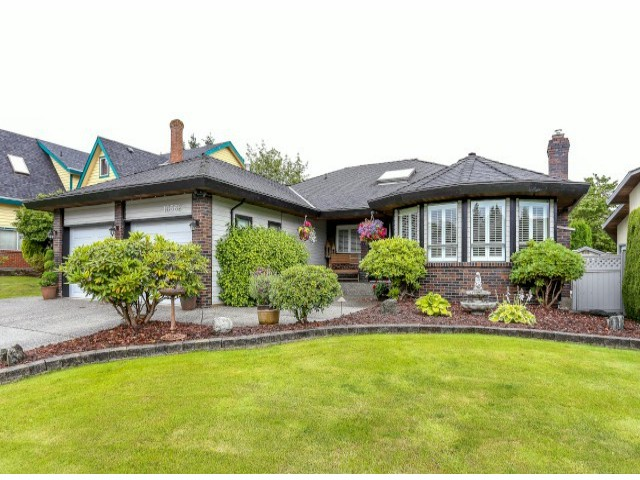 "Main Photo: 10562 GLENWOOD DR in Surrey: Fraser Heights House for sale in ""Fraser Glen"" (North Surrey)  : MLS® # F1314950"