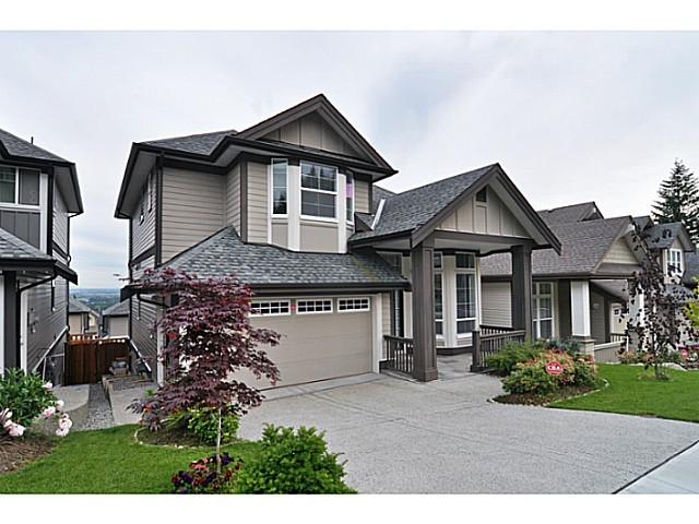 Main Photo: 3472 STEPHENS CT in Coquitlam: Burke Mountain House for sale : MLS®# V1115281