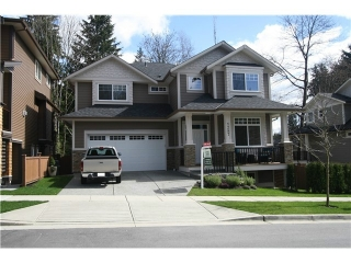Main Photo: 1287 HOLLYBROOK ST in Coquitlam: Burke Mountain House for sale : MLS(r) # V1105626