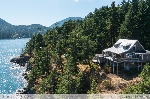 Main Photo: 227 David Road in Bowen Island: Millers Landing House for sale : MLS® # V1138228
