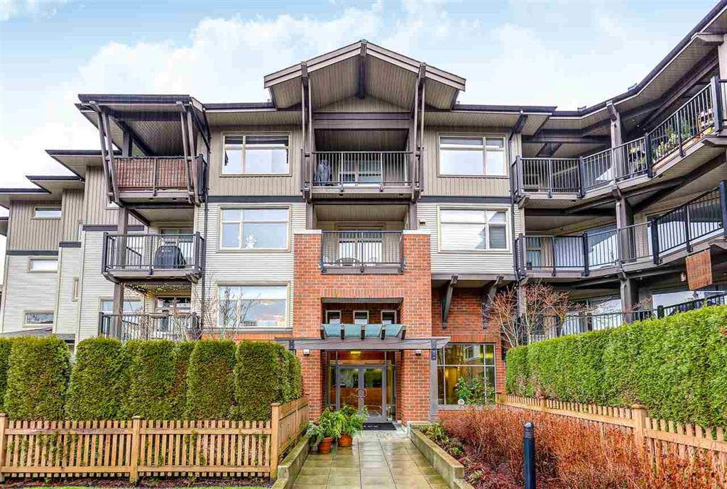 Main Photo: 310 400 Klahanie Drive in Port Moody: Port Moody Centre Condo for sale : MLS® # R2024592