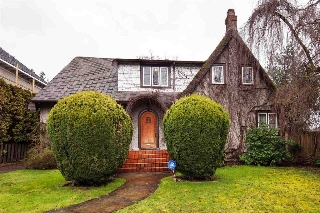 Main Photo: 5756 Angus Drive in Vancouver: South Granville House for sale (Vancouver West)  : MLS® # R2040518