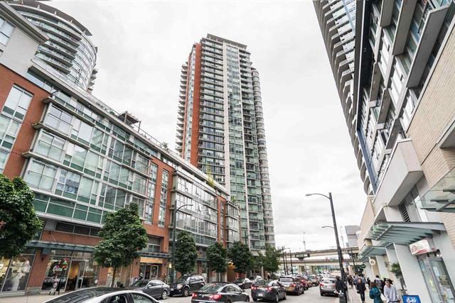 Main Photo: 501 688 ABBOTT STREET in Vancouver: Downtown VW Condo for sale (Vancouver West)  : MLS® # R2136384
