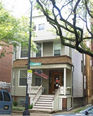 Main Photo: 3824 Damen Avenue Unit 2 in Chicago: North Center Rentals for rent ()  : MLS® # 07989998
